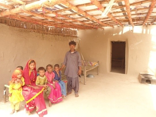 Low Cost Shelter for Vulnerable Groups